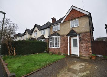 Thumbnail 4 bed semi-detached house to rent in Beckingham Road, Guildford, Surrey