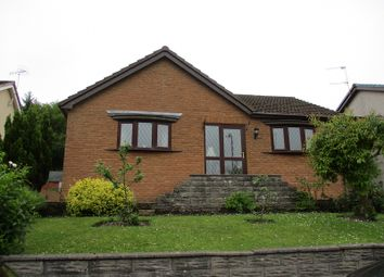 Thumbnail 3 bed detached bungalow for sale in Bryn Varteg, Bryn, Port Talbot, Neath Port Talbot.