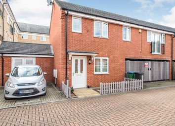Thumbnail 3 bed property for sale in Baxter Road, Watford