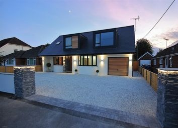Thumbnail 4 bed detached house for sale in Highfield Road, Ringwood