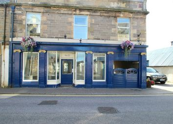 Thumbnail Commercial property to let in High Street, Forres, Moray