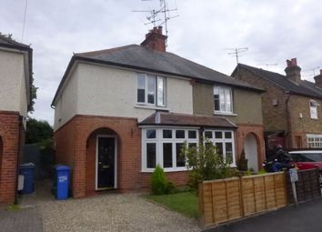 Thumbnail 2 bed semi-detached house to rent in Albert Street, Fleet, Hampshire