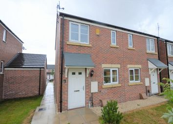 Thumbnail 2 bed semi-detached house for sale in 4 John Street Way, Barnsley