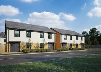 Thumbnail 3 bed semi-detached house for sale in Medstead, Alton, Hampshire