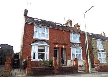 Thumbnail 3 bedroom semi-detached house for sale in Herbert Road, Willesborough, Ashford, Kent
