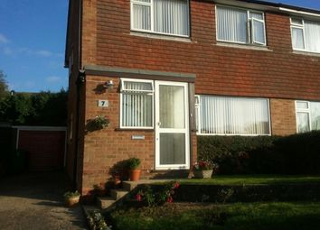 Thumbnail 3 bed terraced house to rent in Hollybank Gardens, St Leonards
