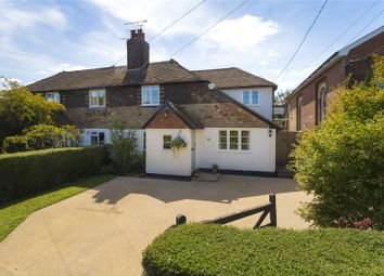 Thumbnail 3 bedroom semi-detached house for sale in Chapel Cottages, Selling Road, Old Wives Lees, Canterbury