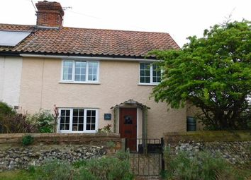 Thumbnail 3 bed cottage for sale in Sandford Road, Old Newton, Stowmarket