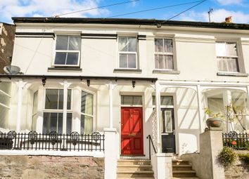 Thumbnail 2 bed semi-detached house for sale in Coombe Road, Saltash