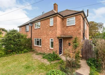 Thumbnail 4 bed semi-detached house for sale in Longford Close, Hampton