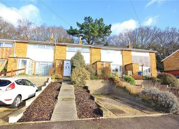 Thumbnail 2 bedroom terraced house for sale in Loewy Crescent, Poole