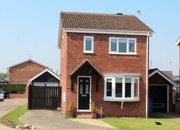 Thumbnail 3 bed detached house to rent in Woburn Drive, Goole