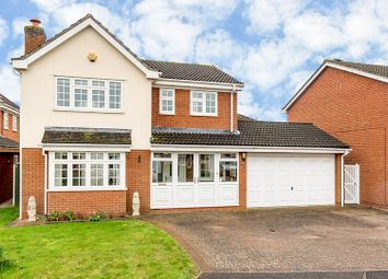 4 bed detached house for sale in Merganser Drive, Bicester OX26