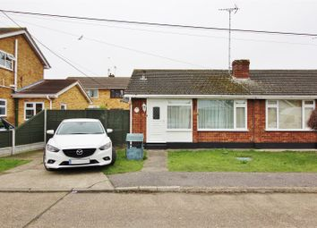 Thumbnail 1 bed semi-detached bungalow to rent in Bardenville Road, Canvey Island