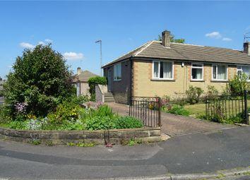 Thumbnail 3 bed semi-detached bungalow for sale in Flockton Drive, Bradford, West Yorkshire