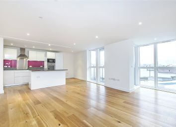 Thumbnail 3 bedroom flat for sale in Henry Hudson Apartments, 41 Banning Street, London