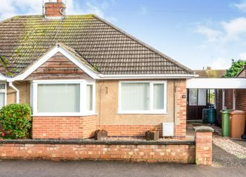 Thumbnail 2 bed semi-detached bungalow for sale in Manor Close, Irchester, Wellingborough