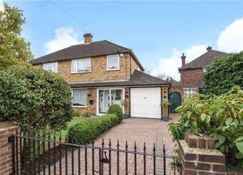 Thumbnail 3 bed semi-detached house for sale in Fordbridge Road, Ashford, Surrey