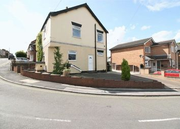 Thumbnail 2 bed flat to rent in Queen Street, Brimington, Chesterfield