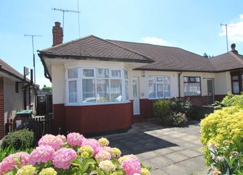 Thumbnail 2 bed semi-detached bungalow for sale in Abbey Road, Gravesend