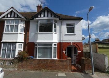 Thumbnail 4 bedroom end terrace house to rent in Queens Road, Ramsgate