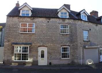 Thumbnail 5 bed terraced house for sale in High Street, Colsterworth, Grantham
