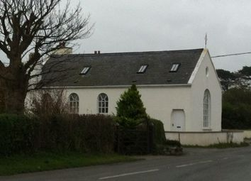 Thumbnail 3 bed property for sale in Ballakaneen Chapel, Andreas Road, Andreas, Isle Of Man