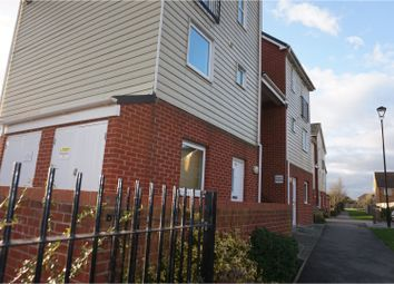 Thumbnail 2 bed flat to rent in Bismuth Drive, Sittingbourne