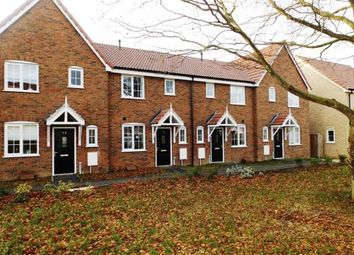 Thumbnail 2 bedroom terraced house for sale in Watton, Thetford, Norfolk