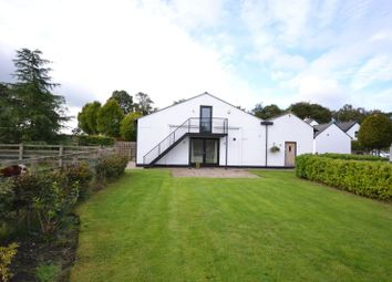 Thumbnail 3 bed semi-detached house for sale in Dunge Farm, Over Alderley, Macclesfield