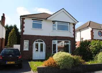 Thumbnail 4 bed property to rent in Buckingham Road, Cheadle Hulme