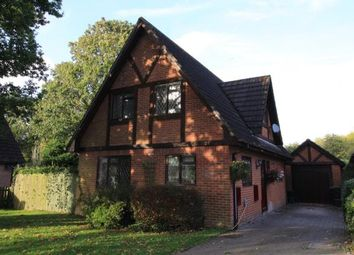 Thumbnail 3 bed detached house for sale in Walkford, Christchurch, Dorset