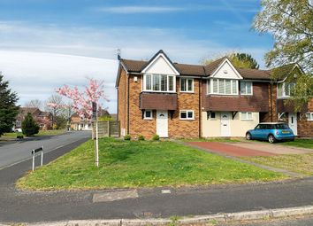 Thumbnail 3 bed end terrace house for sale in Larchwood Drive, Wilmslow