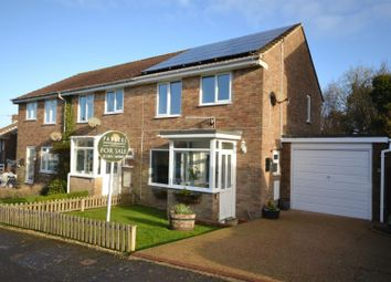 Thumbnail 2 bed end terrace house for sale in Abbots Walk, Cerne Abbas, Dorchester