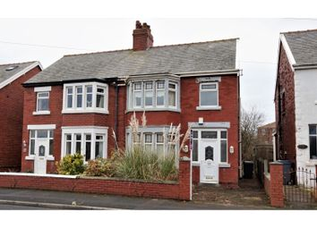 Thumbnail 3 bedroom semi-detached house for sale in Holmfield Road, Bispham, Blackpool