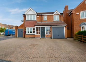 5 bed detached house for sale in Reynolds Chase, Wigston, Leicestershire LE18