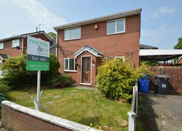 Thumbnail 2 bed link-detached house for sale in Lever Street, Radcliffe, Manchester
