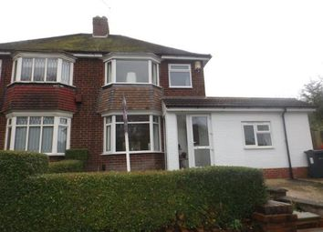 Thumbnail 3 bed semi-detached house for sale in Tessall Lane, Northfield, Birmingham, West Midlands