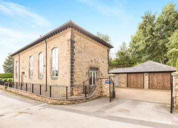 Thumbnail 5 bedroom detached house for sale in Chander Hill Lane, Holymoorside, Chesterfield