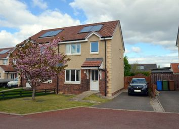 Thumbnail 3 bed semi-detached house for sale in 134 Holm Farm Road, Culduthel, Inverness