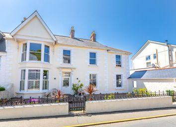 5 bed semi-detached house for sale in Les Gravees, St. Peter Port, Guernsey GY1