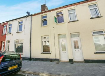 Thumbnail 3 bed terraced house for sale in Compton Street, Grangetown, Cardiff