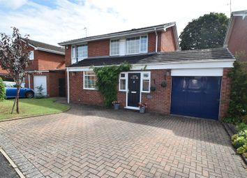 Thumbnail 4 bed detached house for sale in Suffolk Way, Droitwich