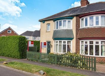 Thumbnail 2 bed semi-detached house for sale in Rifts Avenue, Saltburn-By-The-Sea, North Yorkshire, .