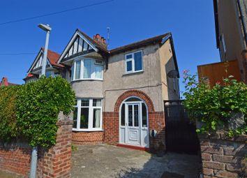Thumbnail 3 bed semi-detached house for sale in Hillside Avenue, Old Colwyn, Colwyn Bay
