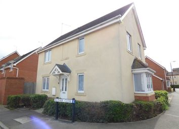 Thumbnail 3 bedroom semi-detached house for sale in Ruther Close, British Sugar, Peterborough