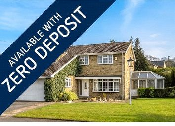 Thumbnail 4 bedroom detached house to rent in Pool Bank Close, Pool In Wharfedale, Otley, West Yorkshire