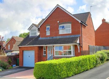 Thumbnail 4 bed detached house for sale in Fallow Fields, Barnstaple