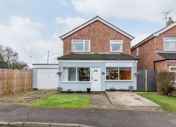 Thumbnail 3 bed detached house for sale in The Orchards, Lowdham, Nottingham