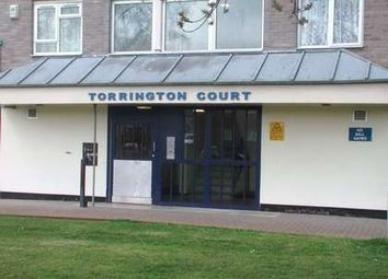 Thumbnail 2 bedroom flat to rent in Torrington Court, Swindon, Wiltshire